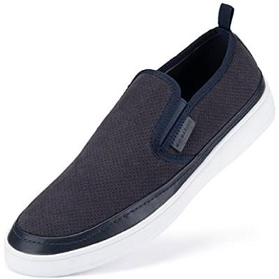 Mio Marino Fluition Suede Slip On Shoe Sneaker