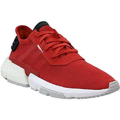 adidas Mens Pod-S3.1 Lace Up Sneakers Shoes Casual - Red - Size 10 D