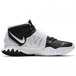 Nike Mens Kyrie 6 TB Basketball Shoes (Black/White-White 10 Numeric 10)