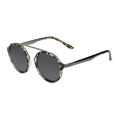 JOJEN Polarized Sunglasses for Women Men UV400 Protection Vintage Round Fashion Aviator Metal&TR90 Ultralight JE040