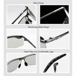 NVN Polarized Outdoor Sports Driving Sunglasses Anti-Glare UV400 Protection