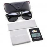 Polarized Sunglasses for Men Women Retro UV Protection TR90 Lightweight Frame Driving Fishing Sun Glasses