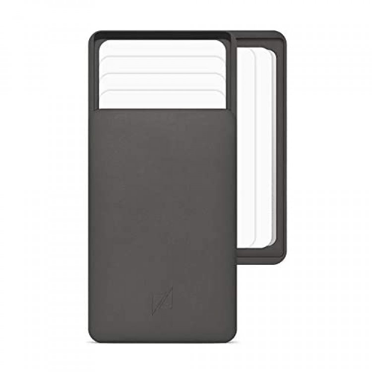 Zenlet AL+ Aluminum RFID Blocking Wallet with Double Compartments…