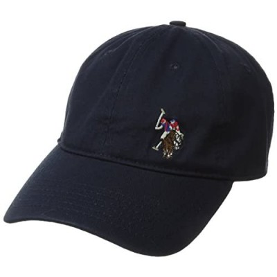 Concept One Men's Washed Twill Baseball Cap Embroidered Horse Front