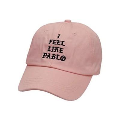 Dad Hats I Feel Like Pablo Hat Cap in Baseball Caps The Life of Pablo Adjustable Strap Cotton Sunbonnet Plain Hat
