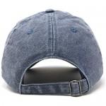 DALIX Number 1 Grandpa Gift Hat Vintage Cap Washed Cotton