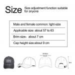 Denim Cap Jagermeister Baseball Dad Cap Classic Adjustable Sports for Men Women Hat