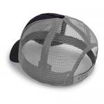 Don't Tread On Me America U.S.A. Flag Black and Grey Baseball Cap Hat Snapback