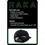 International Flag Hats - Country Flag Trucker Baseball Cap Mesh Snapback Hat