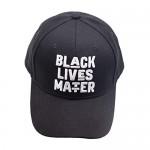 KKMKSHHG Black Lives Matter Baseball Cap Stop Racism Adjustable Dad Denim Hats for Men and Women