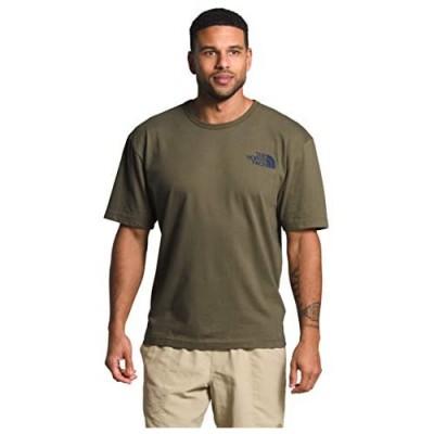 The North Face Men's Tonal Bars Short Sleeve Graphic Tee