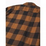 Brixton Men's Bowery Lined L/S Flannel